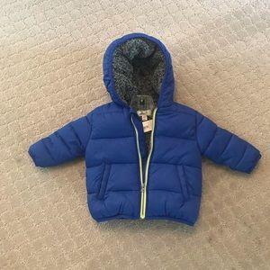 Gymboree winter coat 12-18 months baby